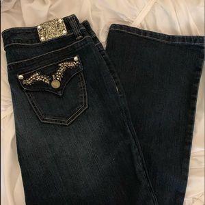 Nice petite bootcut jeans-NWOT!